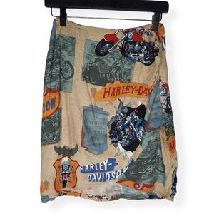 Harley Davidson Women's Skirt Size M